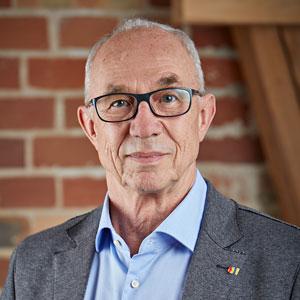 Portrait von Prof. Dietmar Kröber